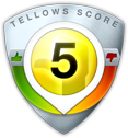 tellows Rating for  01403 : Score 5